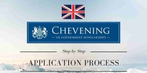 Chevening Scholarship requirements