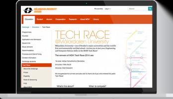 MDH Tech Race