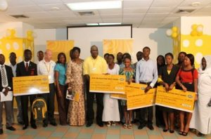 MTN Fully funded scholarship