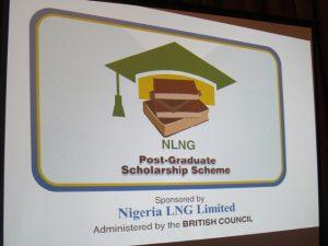 NLNG Postgraduate scholarships