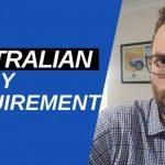 Australian Study Requirement