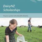 Dairy NZ Scholarships