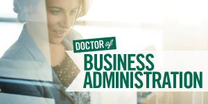 Business Doctoral Programs online