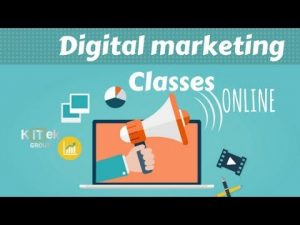 Digital Marketing Classes Online