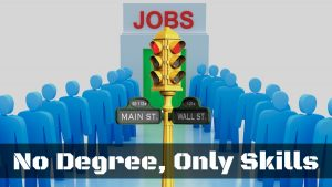 Jobs that don't require a college degree