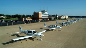 Aviation College or University