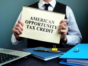 American Opportunities Tax Credit (AOTC)