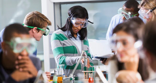 High School Science competitions