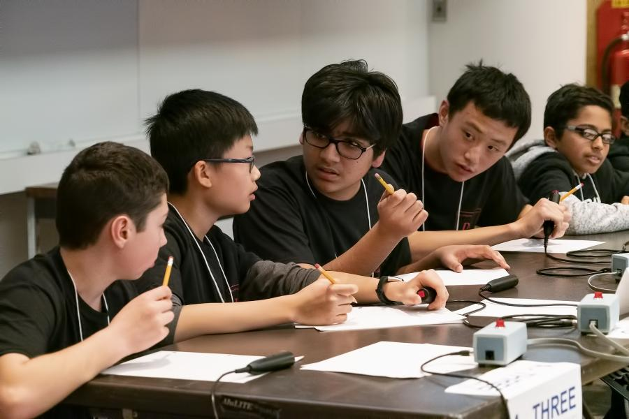 High and middle School Science competitions  for students