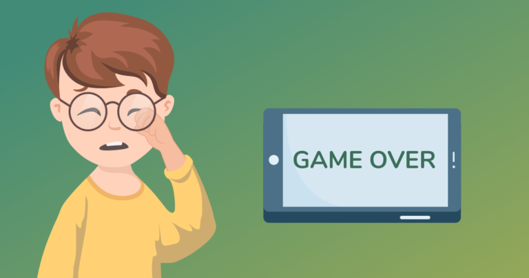 Negative Effects of Online Games to students