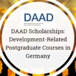 DAAD Scholarships in Germany for Development