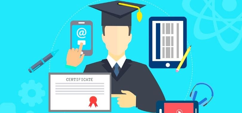 Easy certifications to get online