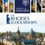 Rhodes Scholarships at Oxford University