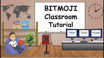 Bitmoji in Google classroom