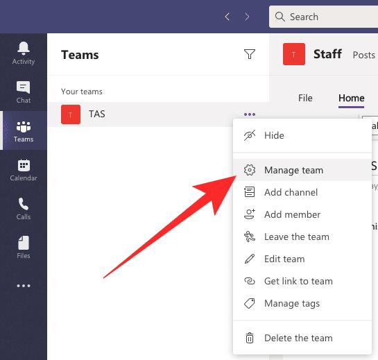 OneNote in Microsoft Teams