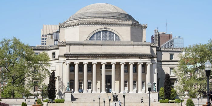 List of Ivy League Schools Ranking Columbia University