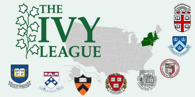 What Are The 12 Ivy League Schools and Their Ranking?