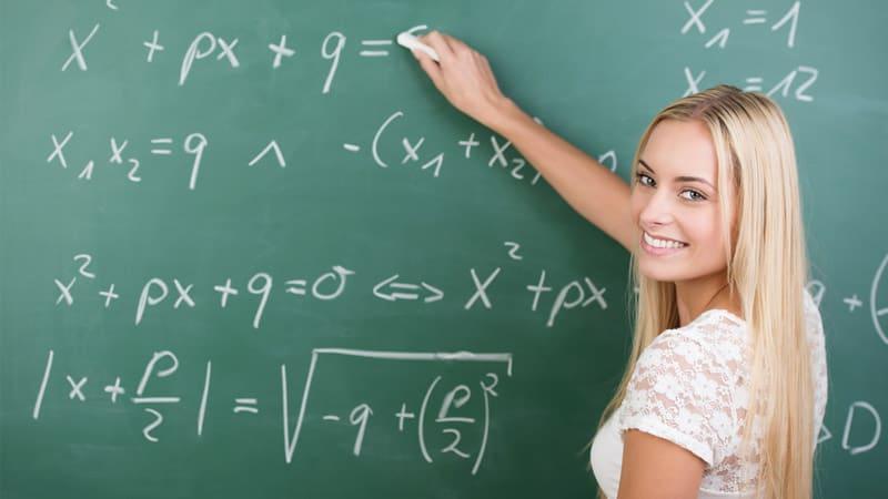 Algebra 1 math classes in high school