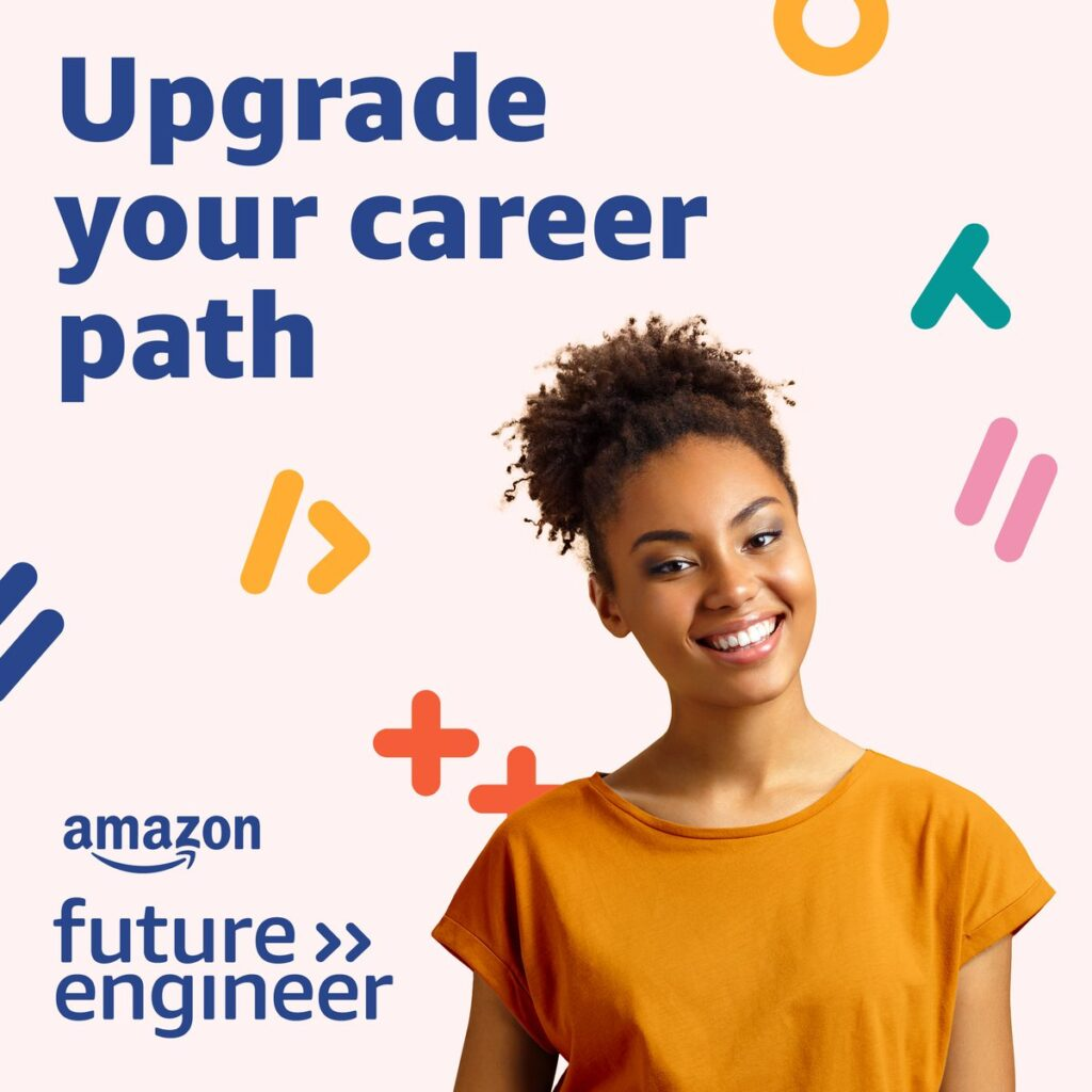 Amazon Future Engineer Scholarship