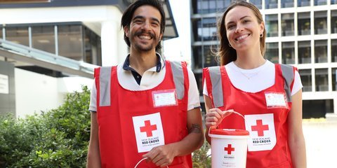 American Red Cross Volunteer Connection