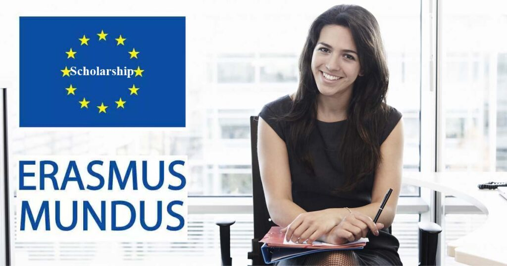 Erasmus Mundus Scholarship for masters