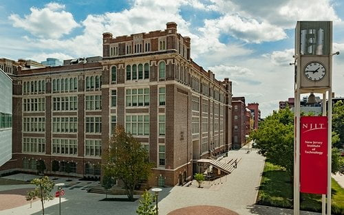New Jersey Institute of Technology - Best Schools for Biomedical Engineering program