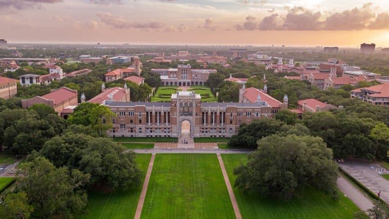 Rice university - Best Schools for Biomedical Engineering program