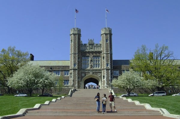 Washington University in St. Louis - Best Schools for Biomedical Engineering program