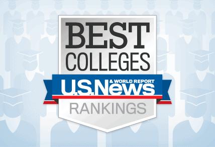 usnews and world report university rankings