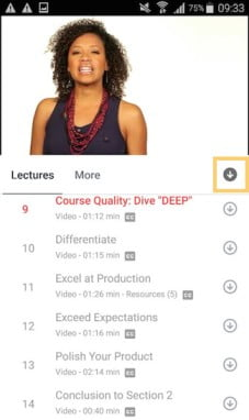 How To Download Udemy Courses Offline on PC and Android Device