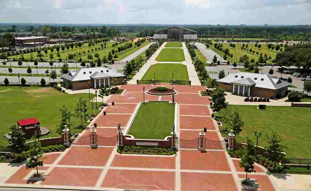 south carolina universities
