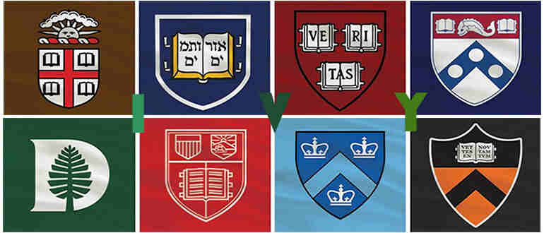 How to get into an Ivy League School