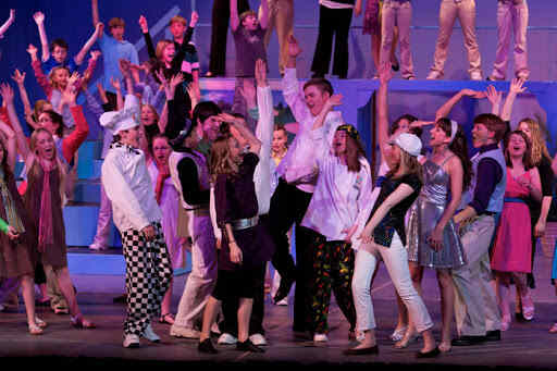 Large Cast Musicals for High School