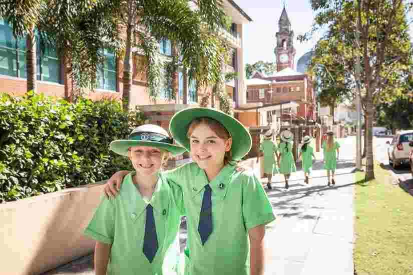 Somerville House Boarding Schools in Brisbane Australia