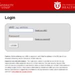 University of Utah the U Student Portal Login cis.utah.edu