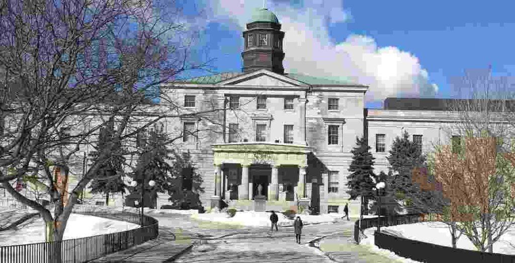 McGill University - English Universities In Montreal Canada